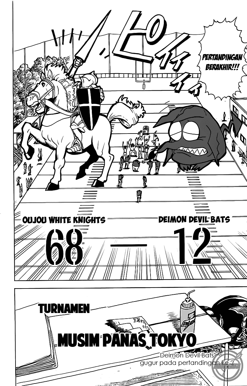 Komik eyeshield 21 019 - kegagalan dan permulaan 20 Indonesia eyeshield 21 019 - kegagalan dan permulaan Terbaru 9|Baca Manga Komik Indonesia|