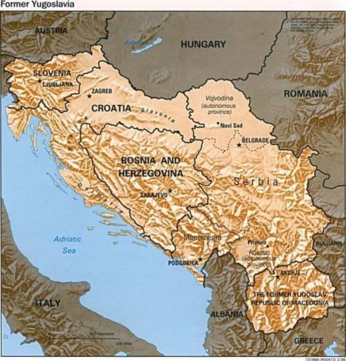 08. Yugoslavia, 1918-1992