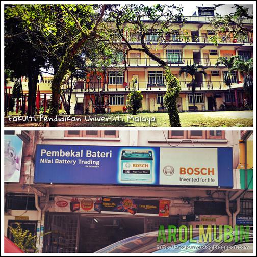 Universiti Malaya, pembekal bateri, Nilai, sibuk