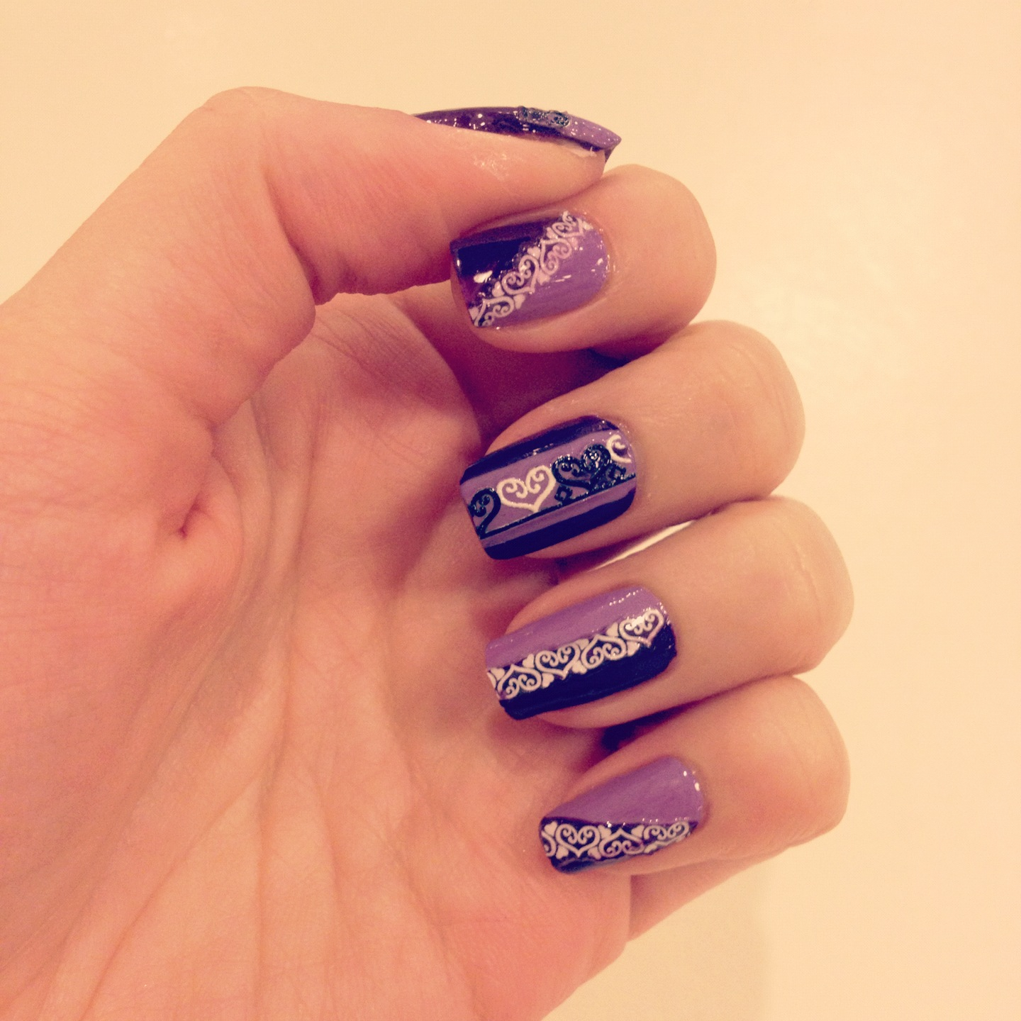 Salon Review: House of J Nails - I Love Bunny