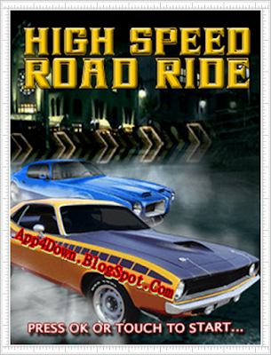 High Speed Road Ride For Symbian Game 2015 Download