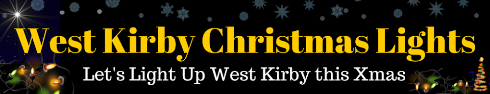 West Kirby Christmas Lights