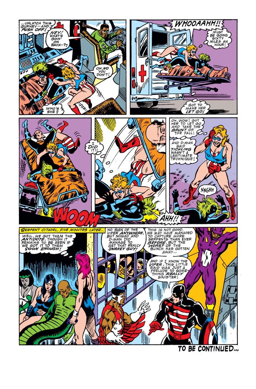Captain America (1968) Issue #342 #272 - English 23