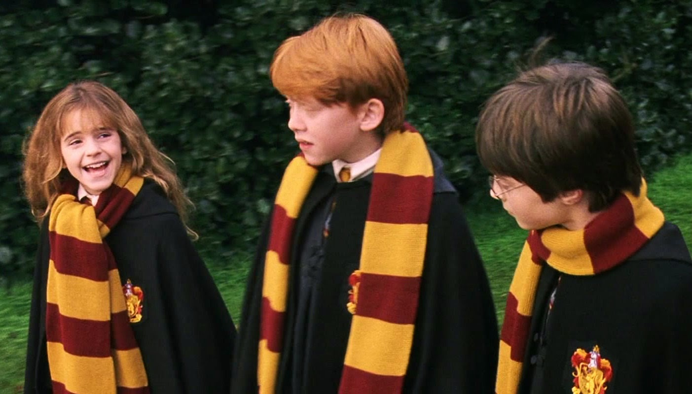 Harry Potter Knits: House Scarves, Years One and Two