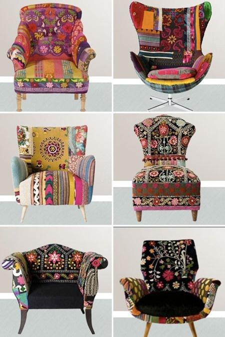 Personally Selected Products El Estilo Boho Deco