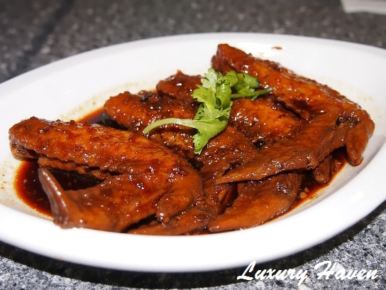 moses lim praise gourmet braised chicken wings