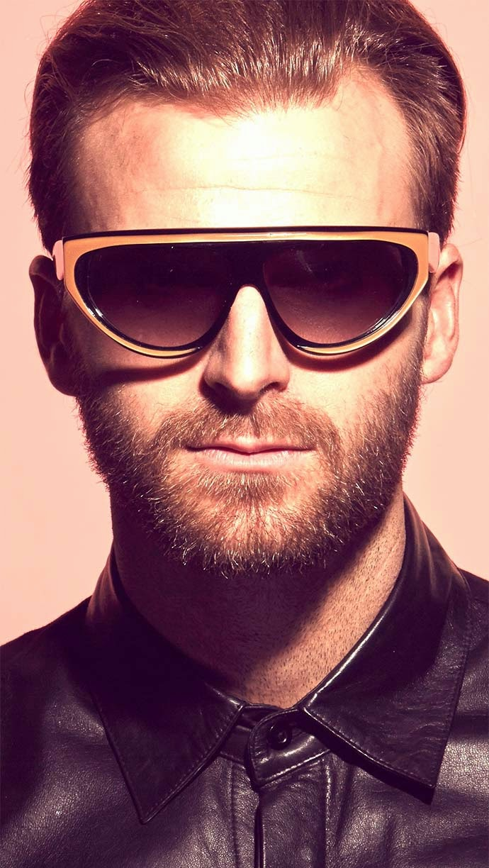 RVS yes yes by V: The male Point of View - Amnesia sunglasses