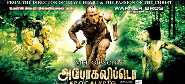 Watch Apocalypto (2006) DVDRip Tamil Dubbed Full Movie Original Tamil Audio Watch Online