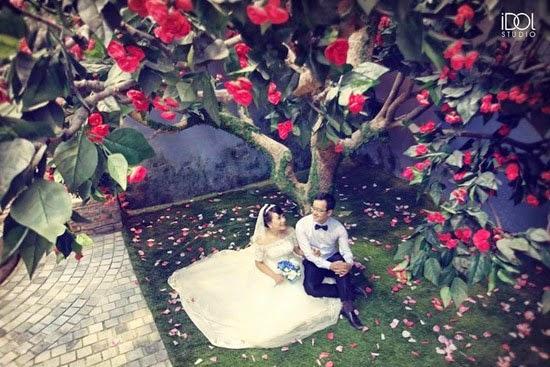 Địa điểm chụp ảnh cưới trong nhà tại Hà Nội đẹp đang HOT5