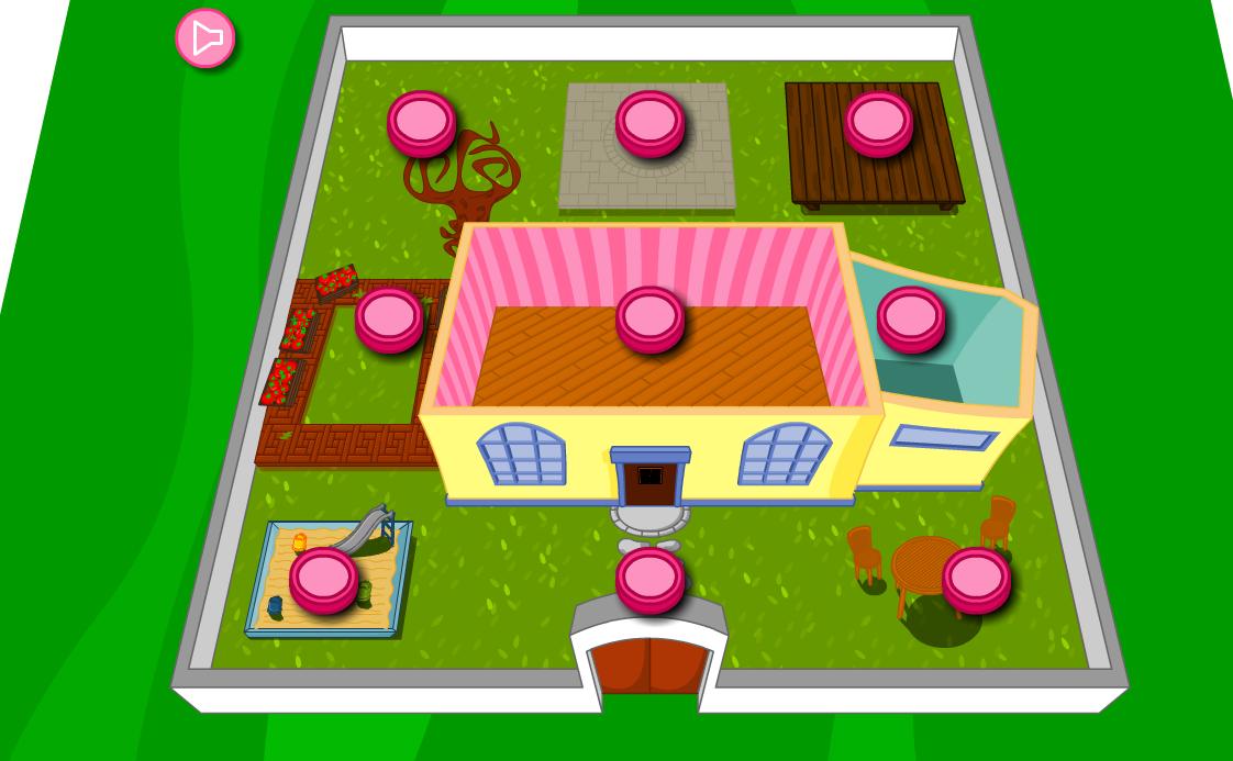 Juegos sencillos educacion especial juegos para mover el raton ordenar la casa - Ordenar la casa ...