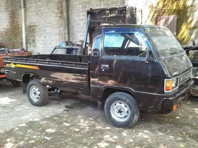 Jual Mitsubishi Type Pick Up L300 Tahun 1986 Bahan Bakar Bensin