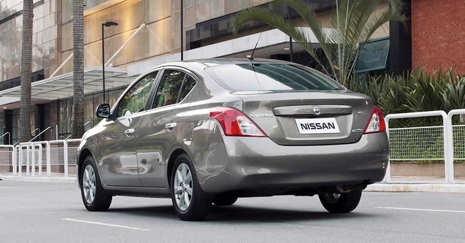 Nissan Versa 2014 Preço, Consumo, Fotos, videos, Ficha Técnica e