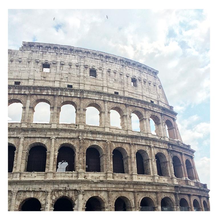 coloseo, rome, italy, coliseum