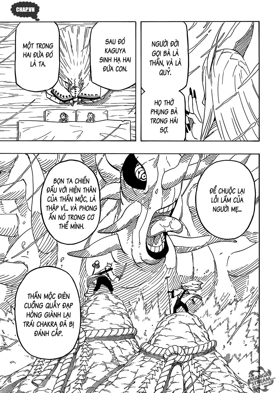 Naruto chap 670 Trang 11 - Mangak.info