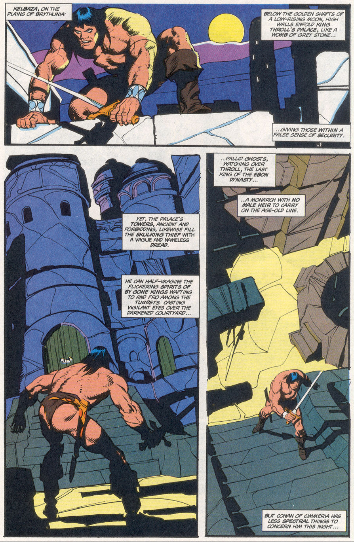 Conan the Barbarian (1970) Issue #265 #277 - English 2