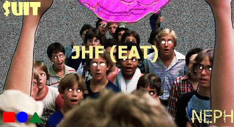 "SONG REVIEW: ""JHF (eat)"" Neph"