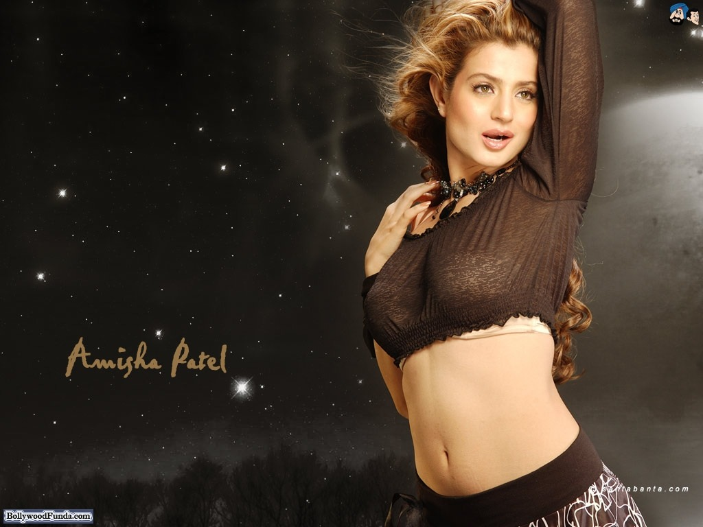 Bollywood Actress Ameesha Patel Wallpapers HD