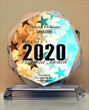Press Release: Best of 2020 in the Upholstery Category