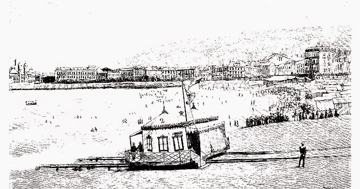 Un viaje por España: San Sebastián (1896). | DONOSTIANDO