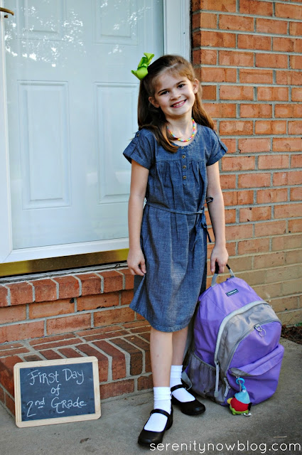 Back to School Pictures, from Serenity Now