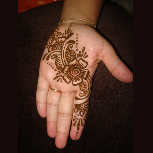 Mehndi Designs Simple Mehndi Designs For Palm