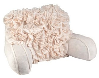 Ruffled Bed Rest Pillow from Kirkland's – Review & Reader Giveaway