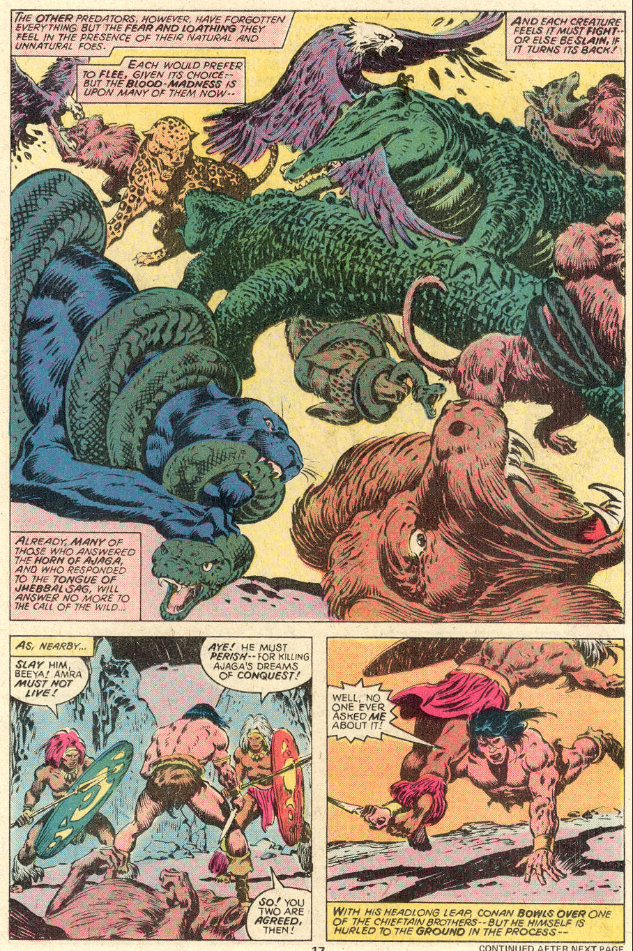 Conan the Barbarian (1970) Issue #97 #109 - English 12