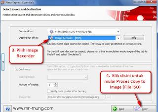 {focus_keyword} Tutorial Cara mudah Membuat File ISO nero burn2