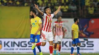 Atletico de Kolkata beat Kerala Blasters