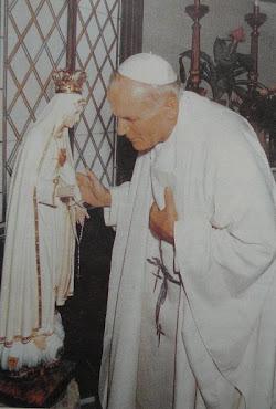 Homilia do Papa João Paulo