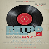 Retro Rewind Sep 24-Oct 15