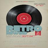 Retro Rewind Sep 24-Oct 15