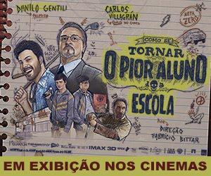Em Exibição nos Cinemas.