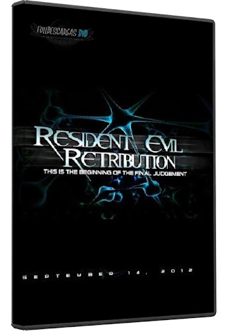 Descargar Resident Evil 5 Retribution DVDR Full NTSC Audio Español Latino 2012