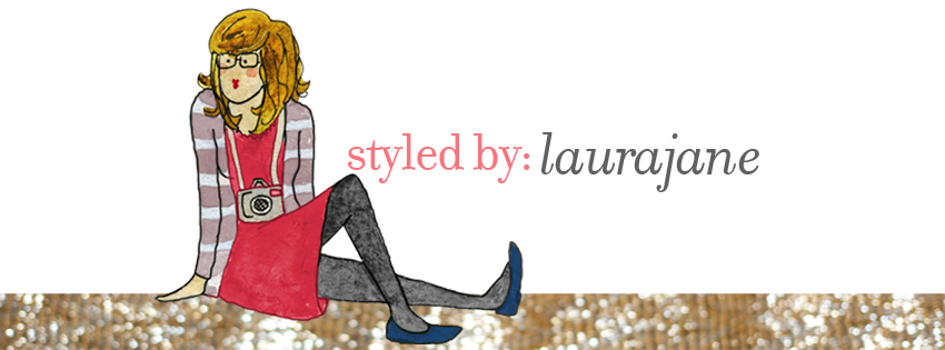 Styled by Laurajane