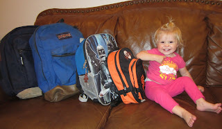 emergency preparedness, bug-out bag, BrownThumbMama.com