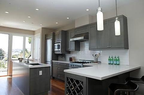 faber homes: new kitchen color schemes
