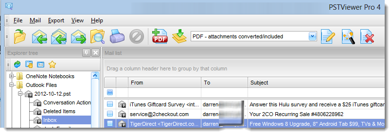 install pdf viewer for outlook