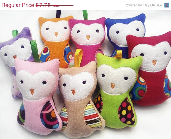 Owls - $6.59, Its the Small Things