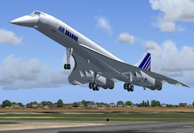3d modeling catia cad cam for Concorde