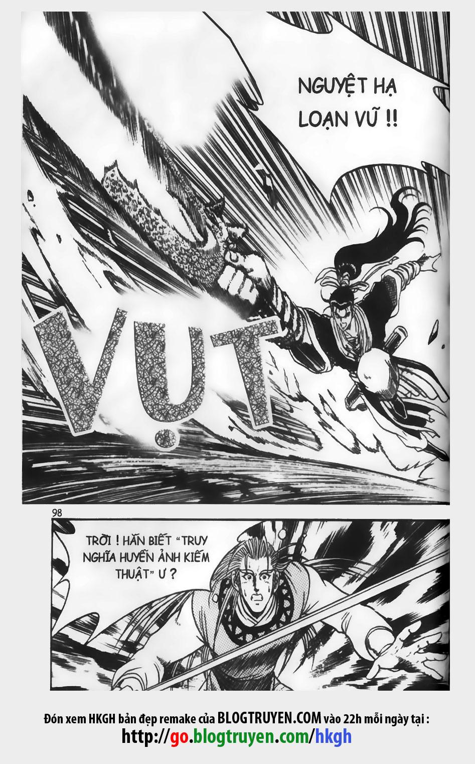 Hiệp Khách Giang Hồ trang 11