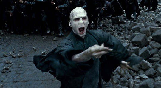 Ralph Fiennes In Harry Potter