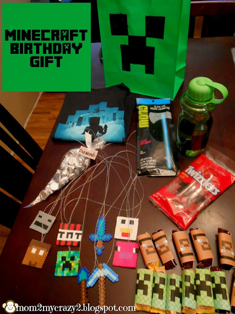 Running Away Ill Help You Pack Minecraft Gift Idea