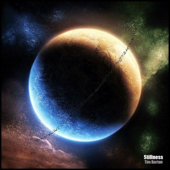 Tim Barton cosmicspark deviantart ilustrações ficção universo espacial