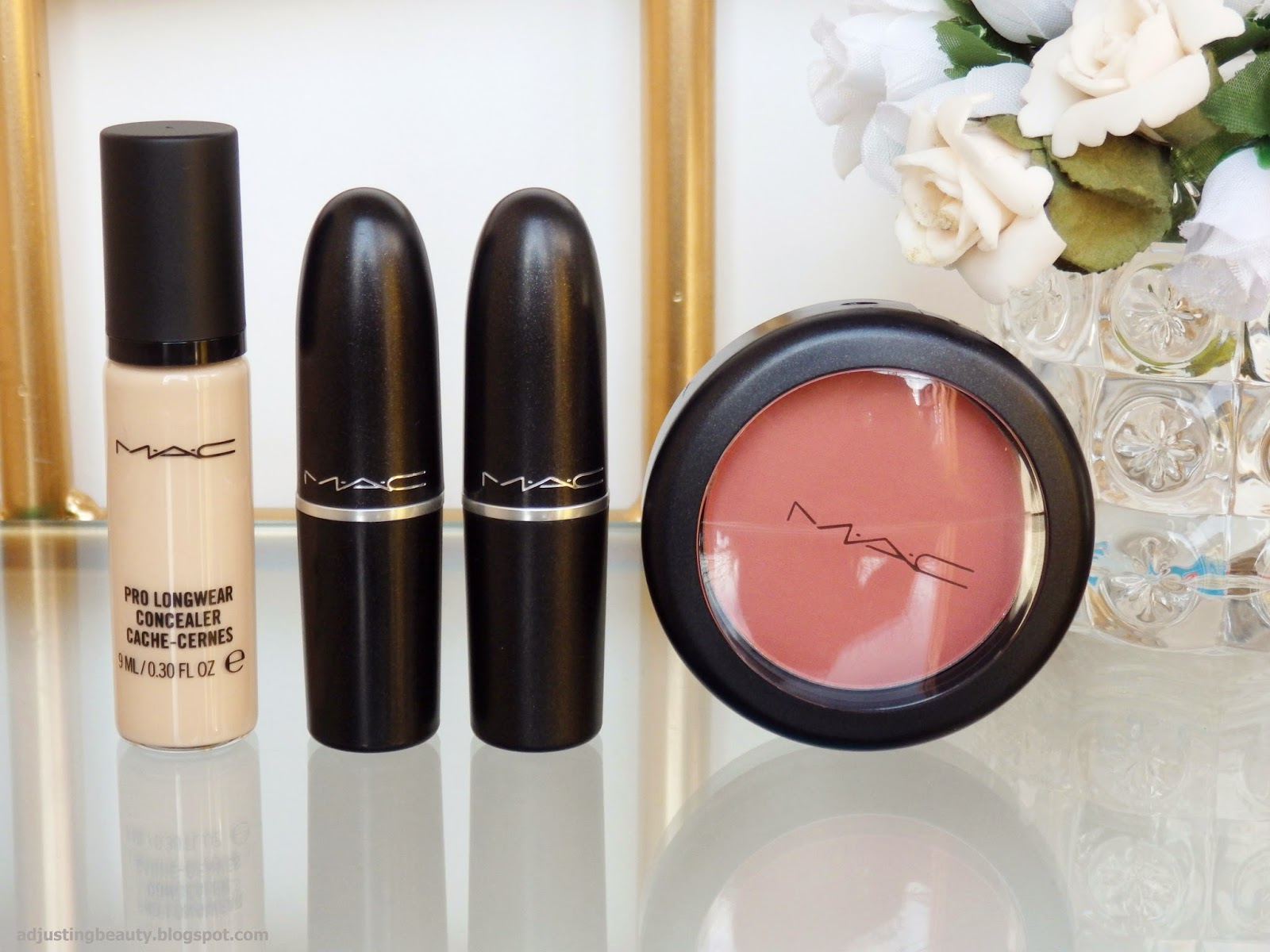 Review: MAC Patisserie and Velvet Teddy lipsticks, Pinch Me blush ...