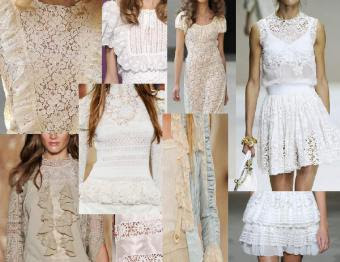 Lace+trend