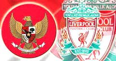 SUSUNAN FORMASI PEMAIN TIMNAS INDONESIA VS LIVERPOOL 20 JULI 2013
