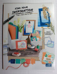 2016/17 Annual Stampin Up Catalogue
