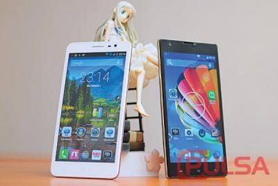 Advan Vandroid S6 vs Mito Fantasy Note, Compare Phablet Android 6 Inci