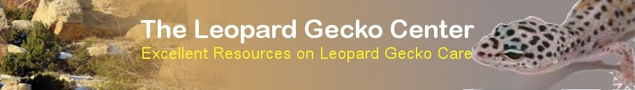 Leopard Gecko Center